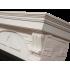Портал для электрокамина Electrolux Torre 26/30 камень белый, шпон белёный дуб