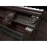 Портал для электрокамина Electrolux Vittoriano 26/30 шпон тёмный дуб