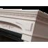 Портал для электрокамина Electrolux Perfetto 26/30 шпон белёный дуб