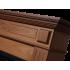 Портал для электрокамина Electrolux Bianco 25 шпон дуб
