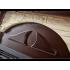 Портал для электрокамина Electrolux Torre 25S камень слоновая кость, шпон темный дуб