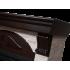 Портал для электрокамина Electrolux Torre 25S камень белый, шпон темный дуб