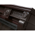 Портал для электрокамина Electrolux Vittoriano 30 шпон тёмный дуб
