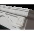 Портал для электрокамина Electrolux Rome 30 белый