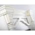 Портал для электрокамина Electrolux Rome 30 шпон белёный дуб