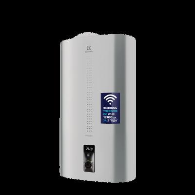 Электрический накопительный водонагреватель Electrolux EWH 50 Centurio IQ 2.0 Silver